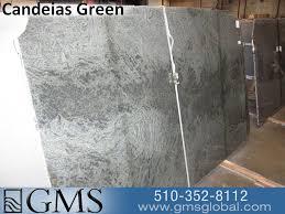candeias green granite countertop slabs