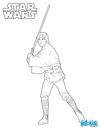 Small Picture Luke skywalker coloring pages Hellokidscom