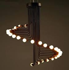 art deco glass chandelier loft retro chandelier modern art minimalist living room loft retro chandelier modern