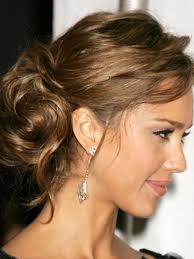 Coiffure Cheveux Mi Long Chignon