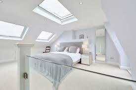 Attic Loft Bedroom Design Ideas L Shaped Loft Conversion Wimbledon Modern Style Bedroom By