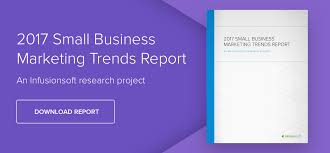 small business research paper pricing strategies for small  top findings small business marketing trends report 2017 small business marketing trends report now