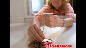 bathtub shower drain hair catcher and remover