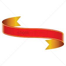 Red Ribbon Design Red Ribbon Banner Design Vector Image 1987776 Stockunlimited