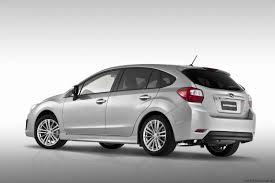 2012 Subaru Impreza at Australian International Motor Show 2011 ...