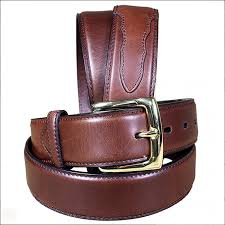leather belt removable buckle zoom