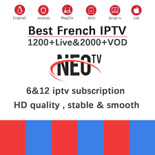 French NEOtv pro <b>iptv</b> subscription+1200 live&VOD <b>Europe</b> Arabic ...