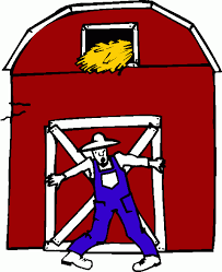 farm barn clip art. Farm Barn Clip Art Clipart Image Clipartcow
