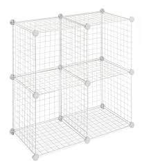 First Wire Storage Also Whitmor Set in Wire Storage Cubes