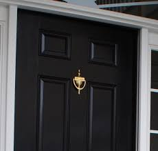 black front door hardware. House By Holly: The First Impression. Black Front Door Hardware