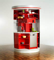 Good Compact Kitchen Designs For Small Spaces U2013 Everything You Need In One  Single Unit