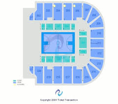 Bancorpsouth Arena Tickets And Bancorpsouth Arena Seating