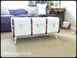 antique trunk coffee table antique trunk coffee tables coffee table vintage trunk coffee table old creating