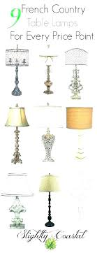 french country lighting. French Country Lighting Style Lamp Shades Table Lamps Terrific