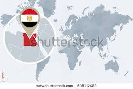 egypt map stock images, royalty free images & vectors shutterstock Map Of The World Egypt abstract blue world map with magnified egypt egypt flag and map raster copy map of the world with egypt located