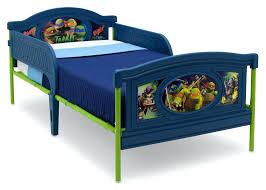 ninja turtle bed delta children teenage mutant ninja turtles deluxe plastic twin bed right view ninja