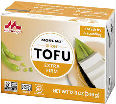 Remove the tofu from it's package and drain any extra liquid off, then gently press as much liquid out of it as possible. Mori Nu Silken Extra Firm Tofu 12 3oz X 12 Pack Amazon Com Grocery Gourmet Food