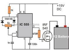 12 volts dc motor speed controller circuit diagram using encoder a simple circuit of a pwm battery desulfator is explained here which be used for desulfating a lead acid battery