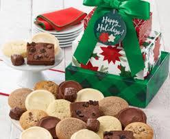cheryl s cookies sugar free happy holidays gift tower