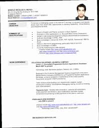 Formal Resume Template Fascinating Formal Resume Template ENC28 Sample Formal Resume Kridainfo Formal