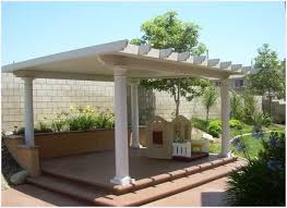 Outdoor covered patio kits awesome detached patio cover plans