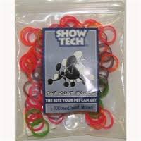 <b>Show Tech</b> Pack of 100 latex bands (Neon and Mixed Colours ...