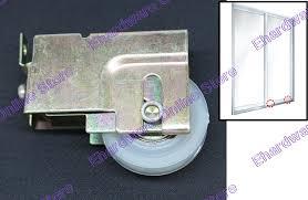 aluminium frame sliding glass door wheel roller 38mm 004a