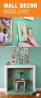 brilliant idea for no damage wall décor command picture hanging strips are great for