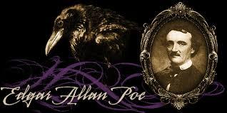 edgar allan poe in the shadow of the raven edgar allan poe
