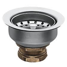 Ruvati RVA1025 Kitchen Sink Basket Strainer U2013 Stainless Steel Stainless Steel Kitchen Sink Basket Strainer