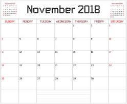 November Through November Calendars 26 361 November Calendar Cliparts Stock Vector And Royalty Free