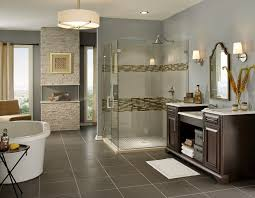 bathroom paint ideas brown. Popular Gray And Brown Bathroom Color Ideas Paint Colors Can Be Combined With Tile Mike Davies E
