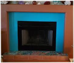 Decorative Tiles For Fireplace Decorative ceramic tile fireplace designs hand made fireplace 34