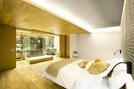 Modern bedroom with bathroom Bathroom Design View In Gallery 11stunningmodernbedrooms3ajpg Trendir 25 Stunning Modern Bedrooms