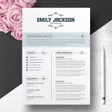 Cv Temp Resume Templates Design Cv Template With Cover Letter