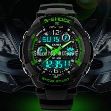 skmei best selling most durable watch unique items