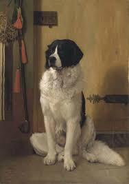 boatswain dog. jean-leon-gerome-dog-painting-d4933861x-copy boatswain dog h
