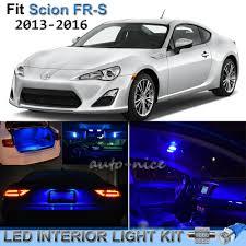 Scion Frs Led Lights Details About For 2013 2016 Scion Fr S Brilliant Blue Led Interior Lights Kit 8 Pieces