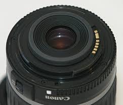 Canon EF-S lens mount