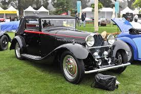 Los bugatti tipo 41 royale eran coches fuera de lo común, como mostraba la cilindrada exagerada del primer prototipo. Bugatti Type 50