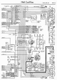 automotive car wiring diagram page 134 wiring for 1964 cadillac 60 and 62 series part 2