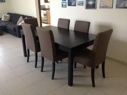 ikea dining set bjursta henriksdal table for second