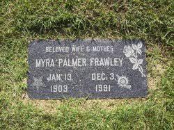"""Myra Estelle """"Babe"""" Palmer Frawley (1903-1991) - Find A Grave Memorial"""