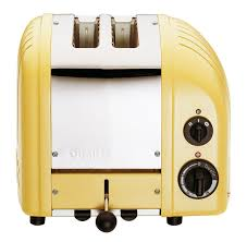Retro Toasters amazon dualit 2slice toaster canary yellow kitchen & dining 8488 by guidejewelry.us