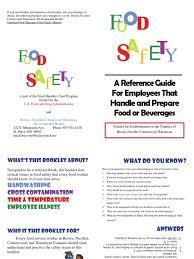 Comfortable Food Handler Certificate Resume Photos Example