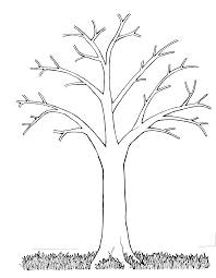 Small Picture Mormon Share Tree Bare Fall trees White image and Clip art