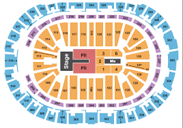 Nc State Seating Chart Maps Seatics Com Pncarena_billie 20eilish_2019 03