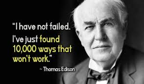 Thomas Edison Quotes Adorable FactsQuotes And History Of Thomas Edison ArtSheep