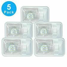12 Volt Led Interior Lights Sponsored Ebay 5 Pack 12 Volt Led Dome Light Ceiling