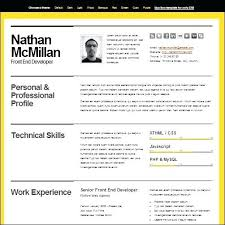Resume Template With Photo Free Download Best Of Best Resumes Templates Best And R Sum Templates Resumes Download